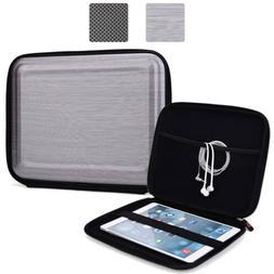 10.1 inch Tablet Hard Shell Water Resistant Zipper Sleeve Ca