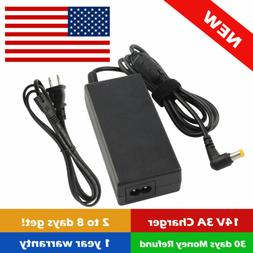 Ac Adapter for Samsung Monitor S27D390H S22C300H CF591 Power