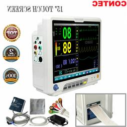 15'' Portable Vital Signs Monitor ICU Patient Monitor Touch