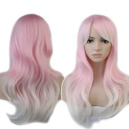 2-5 Days Delivery Unisex Japanese Anime Cosplay Wigs Ombre S