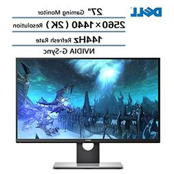 2018 Newest Dell Flagship 27 inch Gaming Monitor with WQHD 2
