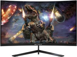 24 inch curved 144Hz Gaming LED Monitor Edge-Less AMD FreeSy