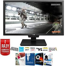 "LG 24GM79G-B 24"" Widescreen LED Gaming Monitor 1920x1080 144"