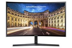 "SAMSUNG 27"" Class Curved 1920x1080 VGA HDMI 60hz 4ms  HD LED"