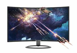 "Sceptre 27"" Curved 75hz LED Monitor C275w-1920r Full HD 1080"