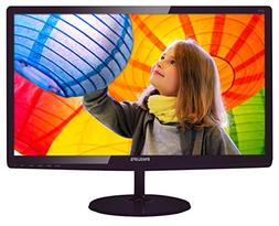 Philips 277E6QDSD 27 Class IPS LED Monitor w/MHL-HDMI