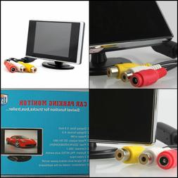 Onedayshop® 3.5 Inch TFT LCD Monitor for Car / Automobile