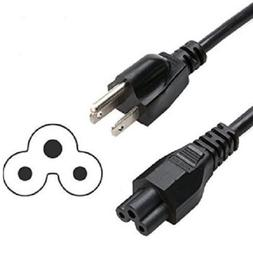 """EPtech 6FT AC Power Cord Cabel For eMachines LE1987 19"""" Flat"""