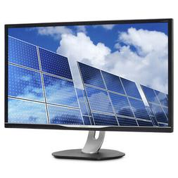 "Philips 32"" 2560x1440 Class IPS Wide LCD Monitor with Built"