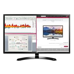 LG 32MA68HY-P 32-Inch IPS Monitor with D