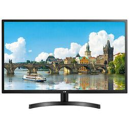 """LG 32 Inch Monitor 32MN600P-B Full HD IPS 32"""" Monitor with A"""