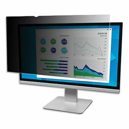 "3M Privacy Filter for 24"" Widescreen Monitor, Protects your"
