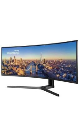 Samsung 49'' CJ890 Series Curved Ultra-Wide Monitor C49J890D
