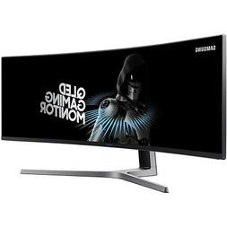 "Samsung 49""QLED Curved Gaming Monitor, 178° Viewing Angles"