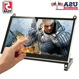 "7"" Touch Screen HD IPS Monitor Display Portable Monitor USB"