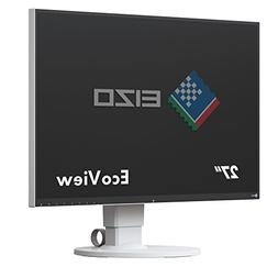Eizo 27 16:9 DVI+HDMI+DP+USB IPS White, EV2750-WT