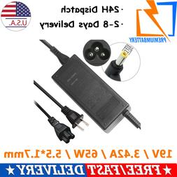 AC Adapter Charger For Acer Monitor G236HL H236HL S230HL S23