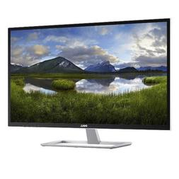 "DELL 32"" ULTRA-WIDE IPS 1920X1080 D3218HN WLED LCD DISPLAY D"