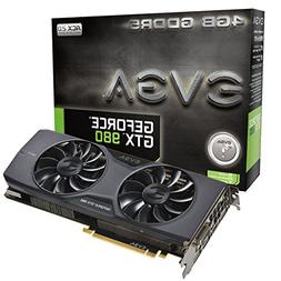 EVGA GeForce GTX 980 4GB GAMING ACX 2.0, 26% Cooler and 36%
