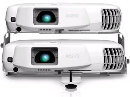 Epson POWERLITE W16SK3000 Lumens WXGA LCD 3D Dual Projection