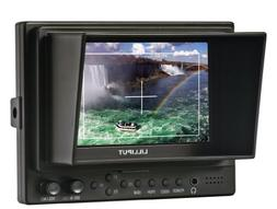 """Lilliput 5"""""""" 569gl-50np/h/y Hdmi In+shoe Mount+hdmi Cable+gi"""