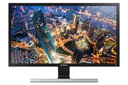 "Samsung - Ud590 Series 28"" Led 4k Uhd Monitor - Black"