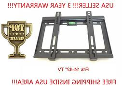 TV Monitor 777 LCD LED VESA Wall Mount Bracket 22 23 26 27 3