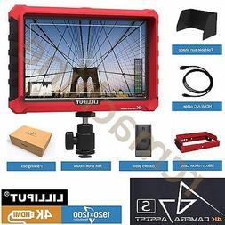 "Lilliput A7S 7""HDMI FullHD DSLR Camera field monitor 1920x12"
