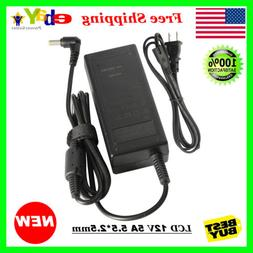 AC Adapter For HP 2011X 2211X 2311X LED LCD Monitor 12V 5A