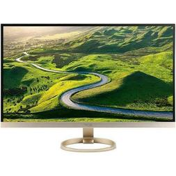 Acer Um.hh7aa.002 H277HU 27in LED Monitor, 4ms
