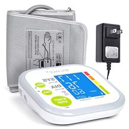 Blood Pressure Monitor Blood Pressure Cuff by GreaterGoods,