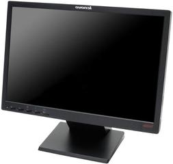 "Lenovo 19"" Black ThinkVision L197 Widescreen LCD Monitor For"