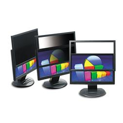 3M PF324W Privacy Filter, For Widescreen LCD Monitor, Fits 2