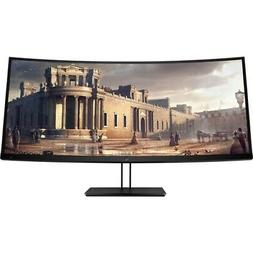 """HP Business Z38c 37.5"""" WLED Curved Display LCD Monitor - 21:"""