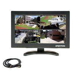 Sourcingbay 11.6 Inch CCTV Monitor HD 1366x768 LCD TFT Home