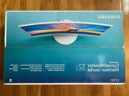 Samsung CF391 32 inch 1080p Curved LED Monitor LC32F391FWNXZ