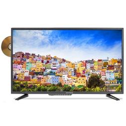 """32"""" Class HD 60Hz  LED TV with Built-in DVD Plus 12' Extensi"""