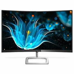 Computer Monitors 328E9QJAB 32 Curved Frameless Monitor Blac