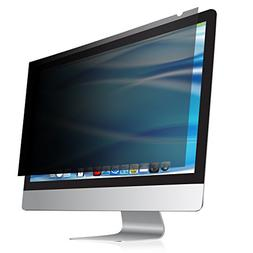 27 Inch Computer Privacy Screen and Anti Glare Protector Fit