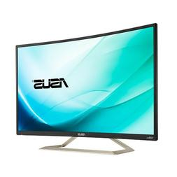 ASUS Curved 31.5  Full HD 1080P 144Hz HDMI VGA DVI Eye Care