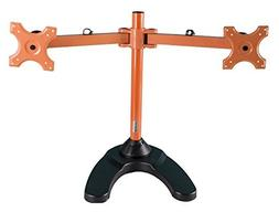 MonMount Dual LCD Freestanding Monitor Stand Up to 24-Inch,
