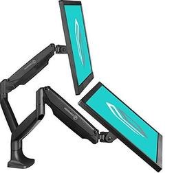 ONKRON Dual Monitor Desk Mount Stand 23 to 32-inch LED LCD M