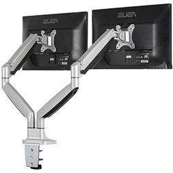 EleTab Dual Monitor Mount Stand Full Motion Swivel Fits for