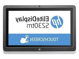 "HP E4S03A8#ABA Business 23"" S230tm Touch Monitor"