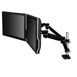 3M Easy-Adjust Dual Monitor Arm-Dual Monitor Arm, Highly Adj