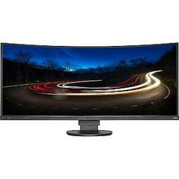 """NEC EX341R-BK 34"""" 21:9 Ultra Wide Monitor with 3-Sided Ultra"""