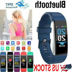 Fitbit Android iOS Heart Rate Fitness Smart Watch Activity T