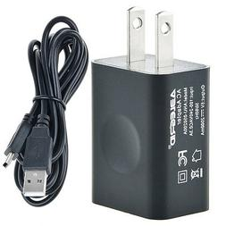 AbleGrid Charger Plus Cable USB Cord Charger for Verio IQ Bl