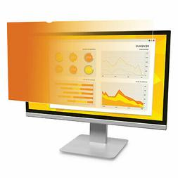"3M GF240W9B Gold Privacy Filter for 24.0"" Widescreen Monitor"