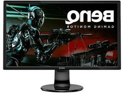 BenQ GL2460BH 24 Inch 1080p LED 1ms Gaming Monitor, 75Hz, Ey